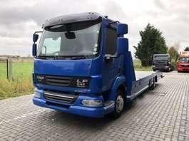 car transporter truck DAF LF 45.220 2012