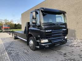 car transporter truck DAF CF 75.250 2009