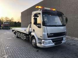 car transporter truck DAF LF 45.180 2006