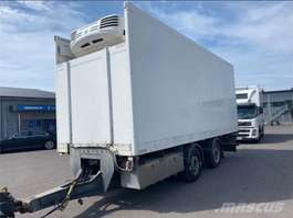 closed box trailer VAK - 2001
