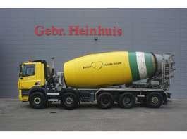 concrete mixer truck DAF CF 85.410 10x4 EEV Liebherr 15 Kub! 2010