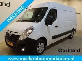 closed lcv Opel Movano 2.3 CDTI L2H2 130 PK Servicebus / Sortimo Inrichting / Airco / Cr... 2018