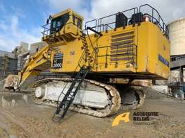 crawler excavator Komatsu PC3000-6 2009