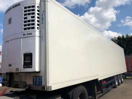 refrigerated semi trailer Gray and Adams 3 ASSER 2001