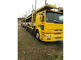 car transporter truck Renault Premium 340 1996