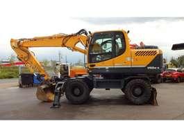 escavadora de rodas Hyundai ROBEX 140 W-9 2012