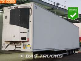 refrigerated semi trailer Talson F1227 FNA Thermo King SLXe-300 Mega Luftfracht Aircargo Rollenbett 2014
