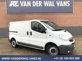 closed lcv Opel Vivaro 2.0CDTI L1H1 *Goed onderhouden* bijrijdersbank 2013