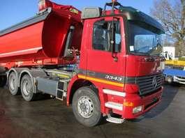 heavy duty tractorhead Mercedes Benz 3343 S 6X4 Manual Heavy Duty 2001