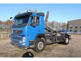 camion portacontainer Volvo FM 330 L - 4x2 - I-SHIFT - EURO 5 -VDL HAAK - PERFECTE STAAT 2013