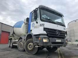 concrete mixer truck Mercedes Benz ACTROS 3241 BB 2005