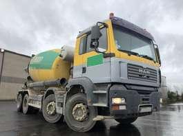concrete mixer truck MAN TGA 35.390 BB 2005