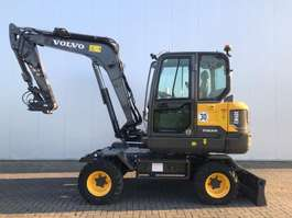 escavadora de rodas Volvo EW60E / NEW CONDITION 2016