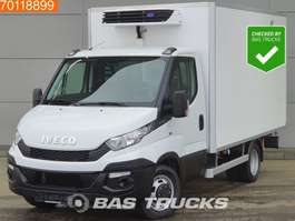 refrigerated van Iveco Daily 35C15 3.0 150PK Koelwagen -10C Vries Dag/Nacht Airco 12m3 A/C Crui... 2016