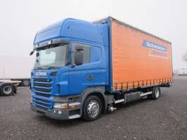 nákladní vozidlo s výměnnou nástavbou Scania R420 LB 4x2 MNB Topline Jumbo BDF Retarder 2012