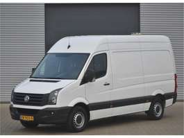 closed lcv Volkswagen Crafter 50 2.0 TDI L2H2 2013