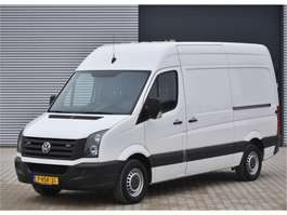 closed lcv Volkswagen Crafter 32 2.0 TDI L2H2 2012