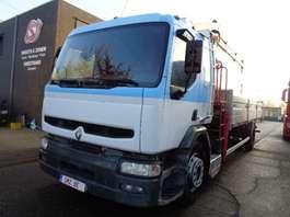 crane truck Renault Premium 300 PALFINGER PK 8080 1997