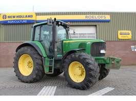 farm tractor John Deere 6820qq 2006