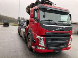 container truck Volvo FM 500 2019