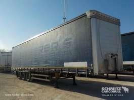 sliding curtain semi trailer Schmitz Cargobull Schuifzeil Mega 2014