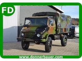 army truck Unimog Unimog 404 Cabrio, ex Militär, 1a Zustand, 12000 Kilometer 1961
