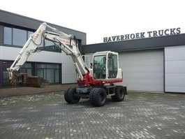 escavadora de rodas Takeuchi TB 175 W Wielgraafmachine 2012