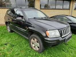 todo o terreno – automóvel de 4x4 passageiros Jeep Grand Cherokee 4*4 2005