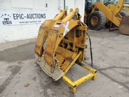 grapple attachment Cascade Roterende Balenklem