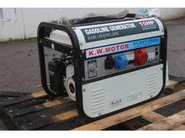 генератор K.W.Motors Silent-8500E Aggregaat