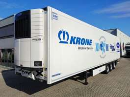 refrigerated semi trailer Krone SD / Carrier Vector 1950 Mt / ATP 08.2021 2015
