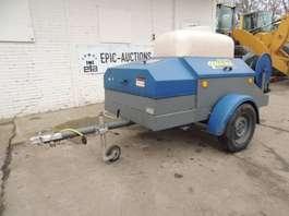 high pressure cleaner Mobiele Hogedrukspuit Aanhangwagen 1990