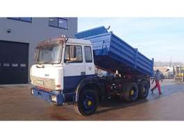 tipper truck Iveco Turbostar 330 - 30 (BIG AXLE / STEEL SUSPENSION / WATER COOLED 6 CYLINDER) 1991