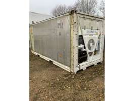 reefer-refrigerated shipping container Reefer Reefer container 1995