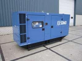 генератор SDMO J200 200kVA 2014