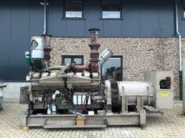 генератор Cummins KTTA 50 G SDMO Leroy Somer 1400 kVA generatorset