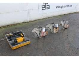 andere Baumaschine 3x Betonzaag + Laser
