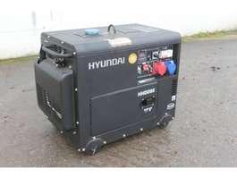 генератор Hyundai HHDD85 Aggregaat 2019