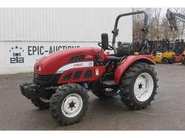мини — компактный — садовый трактор Knegt DF404 Mini Tractor 2015