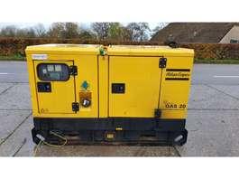 генератор Atlas Copco QAS 20 2011
