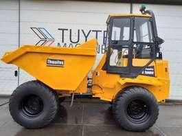 Radkipper-LKW Thwaites 9000 9 tonne wiel dumper site dumper with cab 2003