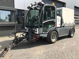 andere Baumaschine Boschung P4T HighPressure Zoutstrooier+Sproeibalk 2014