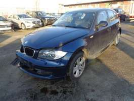sedan car BMW 123 d/NAVI/XENON/KLIMA/AUTOMATIK 2009