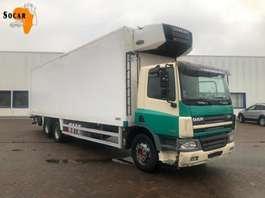 camion refrigerato DAF CF 75.310 6X2 (10 TIRES) 2006