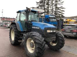 trator agrícola New Holland TM135 2001