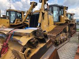 Raupendozer Caterpillar D8T Dozer + CAT SS-ripper | German dealer machine 2010