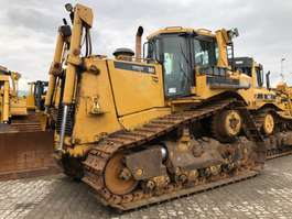 Raupendozer Caterpillar D8T Dozer | German dealer machine 2005