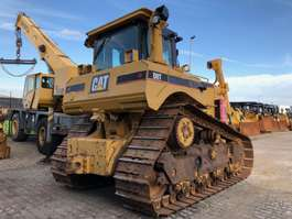 Raupendozer Caterpillar D8T Dozer | German dealer machine 2007