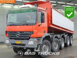 Kipper-LKW Mercedes Benz Actros 5046 K actros 5046 AK 10X8 Big-Axle SteelsuspensionNL-Truck Euro 5 2009