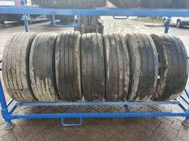 Reifen Busteil Michelin 275/70 R22.5 + ALU Rims